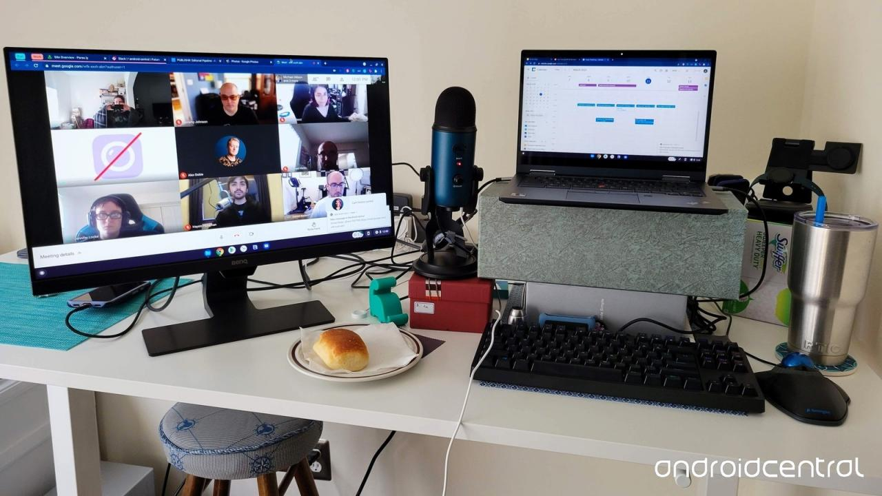 Chromebook With External Monitor