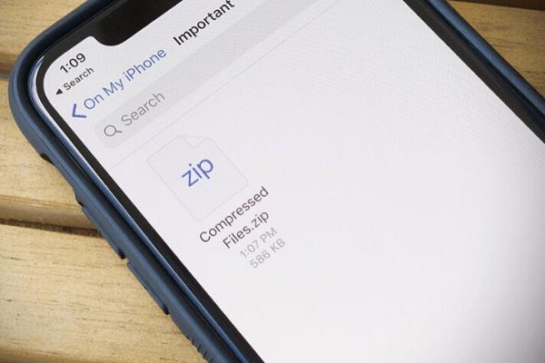 Cách Nén Và Giải Nén File Trên Điện Thoại iPhone Cực Nhanh Không Cần Phần Mềm