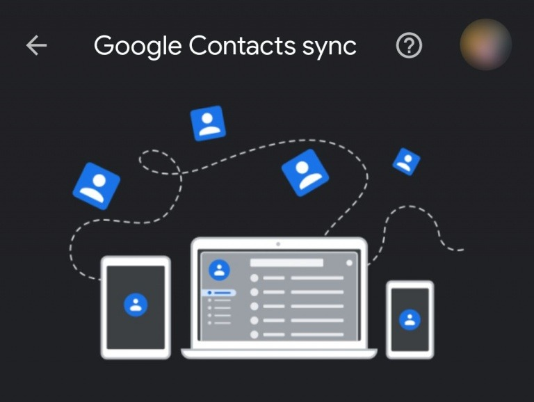 Cách sao lưu danh bạ sang tài khoản Google trên Android