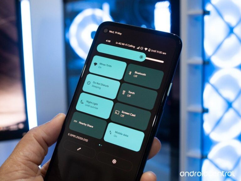 Android 12 hands-on
